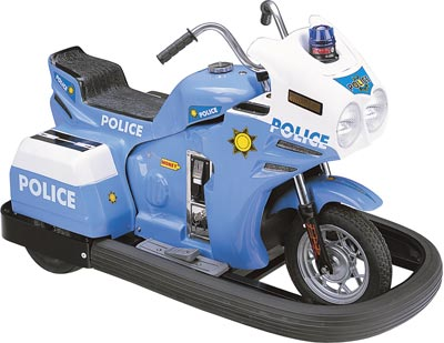 MOTO POLICE Merryland Park - Products