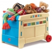 Lift & Roll Toy Box - Merryland Park