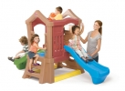 Play Up™ Double Slide Climber  - Merryland Park