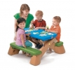 Play Up Fun Fold Picnic Table - Merryland Park