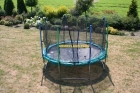 "Trampoline ""Jumb and Fly"" with net - Merryland Park"